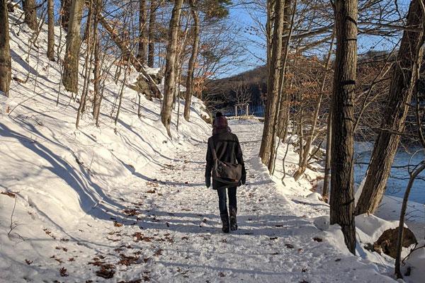 Parc national du Mont-Saint-Bruno