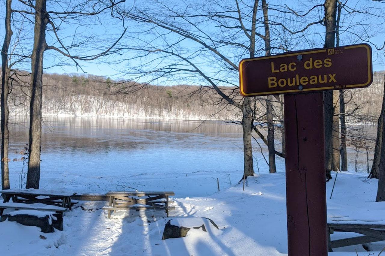 Lac des Bouleux